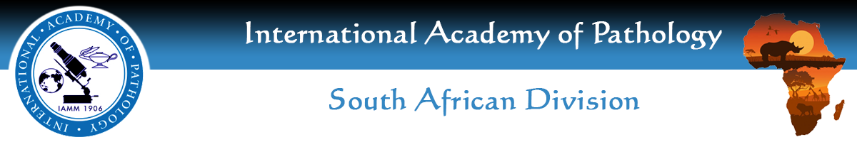 International Academy of Pathology  South African Division